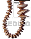 Sundial Shells Natural Beads