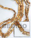 Roble Barrel Wood Beads