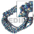 Natural 5 Rows Coco Pokalet Color Combination Bracelets